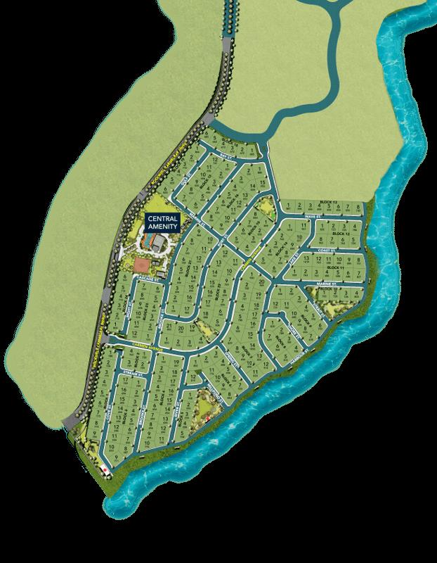 Rockwell South Carmelray - Central Amenity SDP