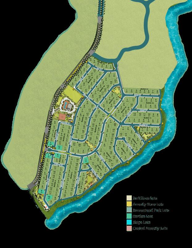 Rockwell South Carmelray - Garden Lots