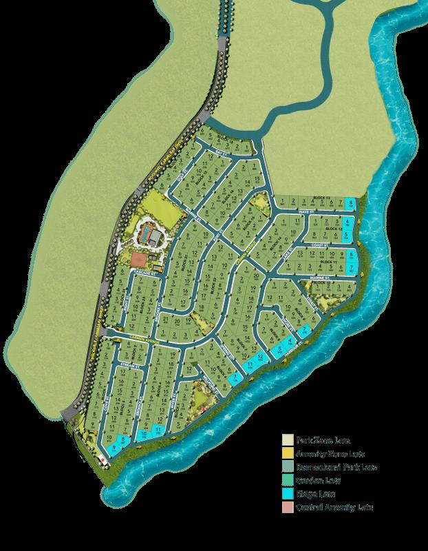 Rockwell South Carmelray - Ridge Lots